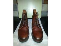 RJR Brown boots