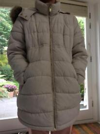 Séraphine maternity coat