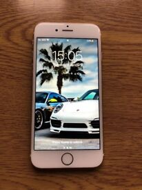 iPhone 6s BOXED UNLOCKED in excellent condition