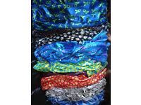 79 new ladies scarves