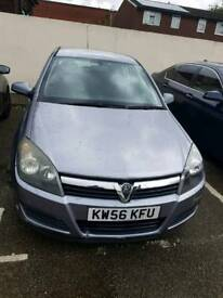 Vauxhall Astra 2007 1.6 Diesel Alloys