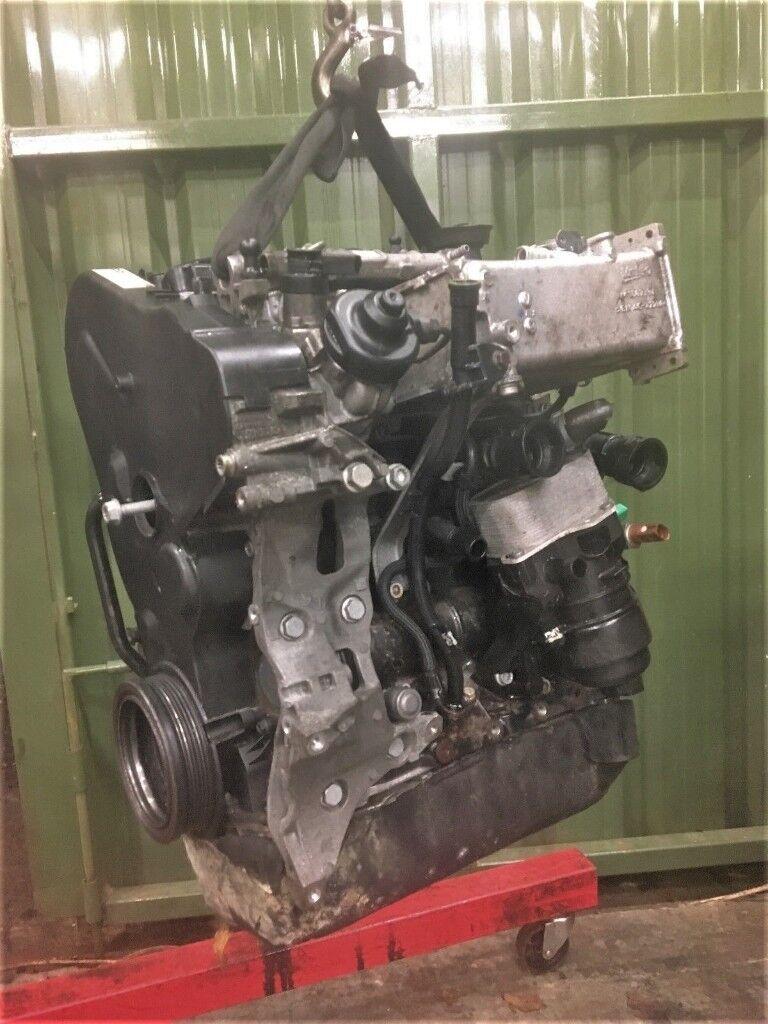 VW GOLF SEAT SKODA AUDI 2 0 TDI ENGINE code CUN | in Normandy, Surrey |  Gumtree