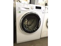 Hotpoint Ultima S-Line SWMD9637UK 9 Kg 1600 Spin Washing Machine in White