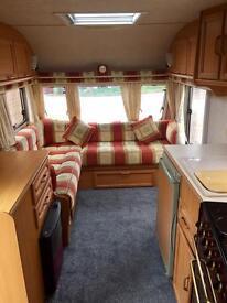 Avondale Rialto 2 berth caravan