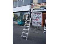 Stephens & Carter Clima 9 Steps 3 Metre Large Step Ladder