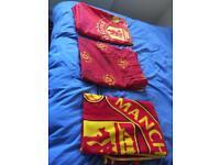 Manchester United bedroom set