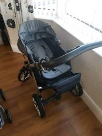 Venicci limited edition pram / pushchair