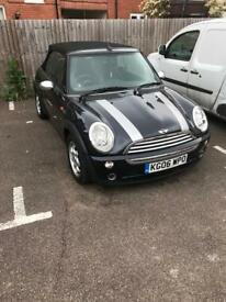 Mini Cooper Convertible (Offers or Possible Swap)