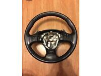 Lexus IS250-220 multifunction steering wheel
