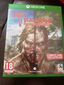 Dead island infinitive collection xbox one