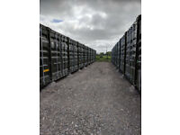 Self storage units to let in Bridgwater, secure yard, CCtV, ideal for private or trade