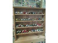 Yester year die cast cars