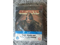 Machete Blu-ray Steelbook NEW & SEALED