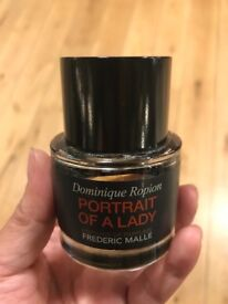 """Brand New Frederic Malle 50ml """"Portrait of a Lady"""" by Dominique Ropion £143"""
