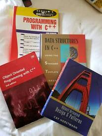 C++ and OO (Object-Oriented) Programming Text Books