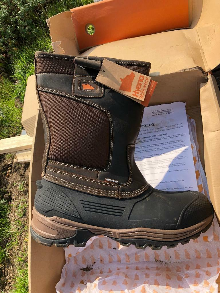 2a713d4f434 Hyena Nevis Rigger boots size 12 | in Norwich, Norfolk | Gumtree