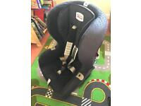 Britax Duo Plus ISO fix car seat (9months to 4 years)