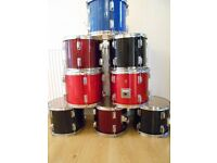 LARGE SELECTION OFTOM TOMS (DRUMS)