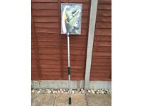 Yeoman Telescopic Tree Pruner with Saw
