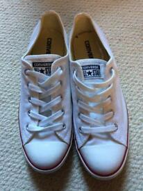 Converse trainers - womens UK6