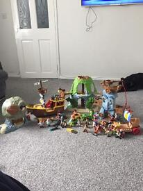 Jake And the neverland pirates collection