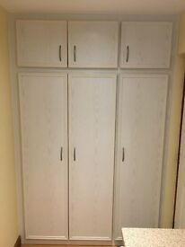 Built-in Wardrobe / Cupboard Door Fronts and Frame