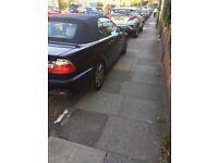 BMW 325ci Auto convertible /swap
