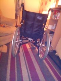 Wheelchair for sale never been used