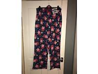 Brand new pyjama bottoms