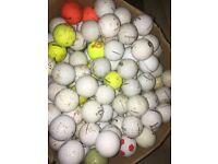 Golf ball mixed 300 +