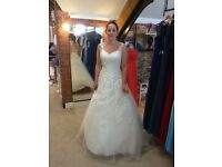Wedding Dress- Romantica of Devon Honour- brand new