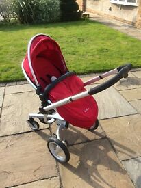 Silver Cross Surf Travel System - Excellent condition