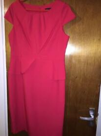 Dorothy Perkins Red Dress Size 16