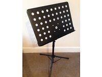 **LIKE NEW** Music Stand