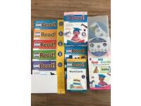 Your baby can read dvd/book set