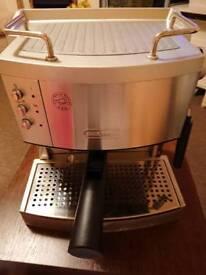 Delonghi Expresso coffee mashin