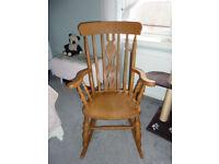 Rocking Chair-pine
