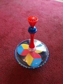 Classic spinning top