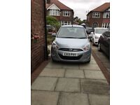 Hyundai i10 Active. Full service history. Two owners.