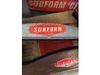 SURFORMS