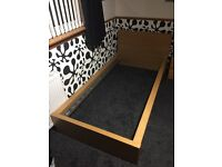 Ikea Single Bed frame