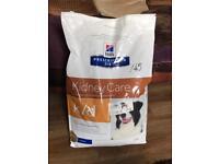 Various dry dog food