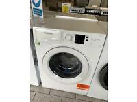 Jd1233 hotpoint white 9kg washing machine new/graded 12 months manufacturers warranty