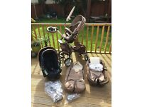 **Stokke Xplory V3 Bundle! Excellent used condtion with LOTS of extras**