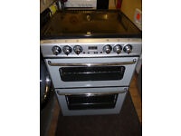 Stoves Newhome Electric Cooker - 60 cm wide - Fan Assisted