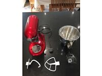 KitchenAid Mixer 5KSM150, Artisan 4.9l, Candy Apple