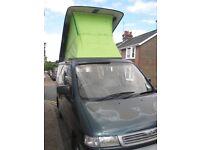 Mazda 4 Bed Camper Van