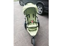 Phil and Ted Double Sport buggy. Bargain!