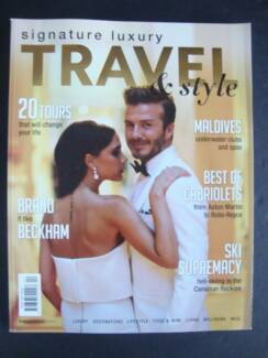 Signature Luxury Travel & style - Volume 20 - 2016 (travel mag)
