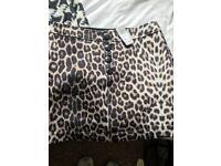Mixed skirts